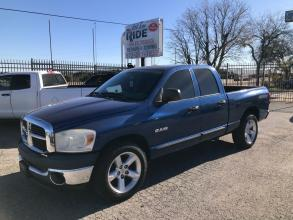 2008 DODGE RAM 1500 Cedar Hill TX 795 - Photo #1